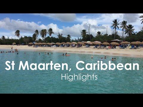 St Maarten Highlights (Marigot, Mullet Bay, Maho Beach, Philipsburg)