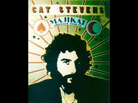 Cat Stevens - I Want To Live In A Wigwam
