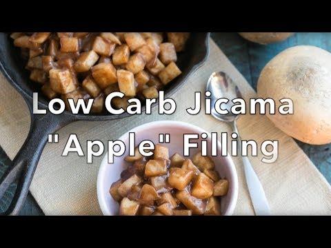 Jicama Apple Filling