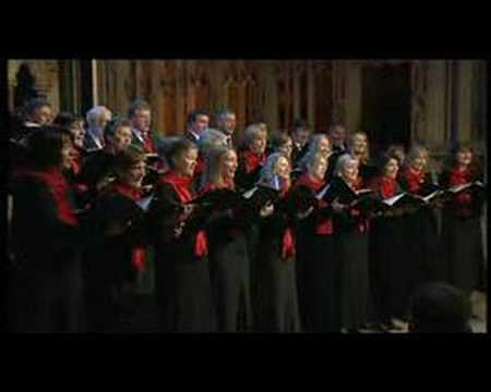 Sussex Carol - Worcester Cathedral Chamber Choir