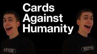 shameless plugs and attacking each other   card against humanity