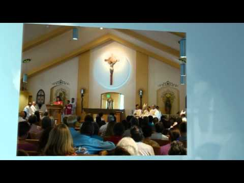 St. Patrick Catholic Church Consecrated, Chama, NM