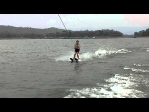 เขื่อนศรีนครินทร์สวรรค์สำหรับคนรักกีฬาทางน้ำ