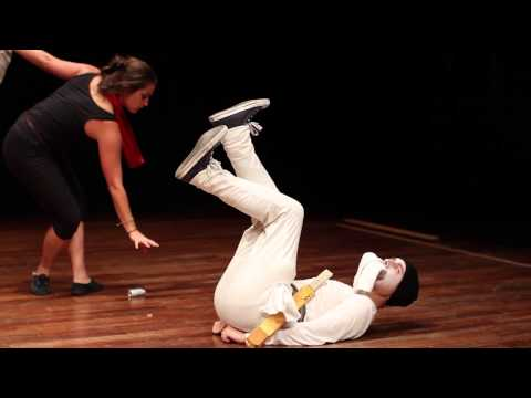 Stage Internazionale di Commedia del'Arte 2014 Part 5 directed by Antonio Fava