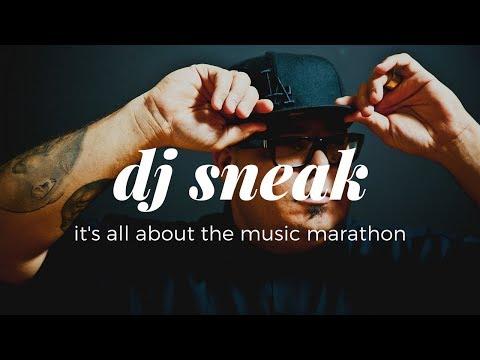 DJ Sneak - It's All About The Music Marathon - Ibiza Global Radio (24.08.2017)