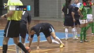 JUSBA 2016 - Final Futsal Femenino Argentina vs. Bolivia