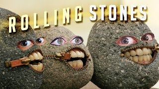 Mei Vadda was a Rolling Stone! 💀 HWSQ #024 ★ ROCK OF AGES II