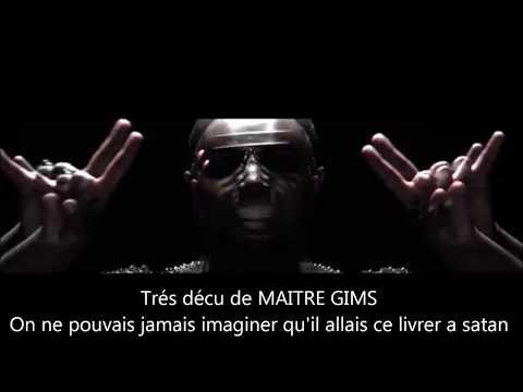 MAITRE GIMS - MARABOUT ( l'Élu satanique confirmé)
