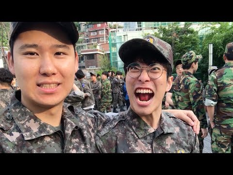 Army Training Makes Your Vlogs Shitty [Seoul City Vibes EP.35]