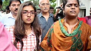 Nazriya gives complaint at Commissioner officer against the Naiyandi Director & Producer