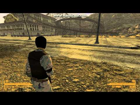 Обзор модов Fallout New Vegas - Маска '' Призраков