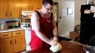 Sexy Chef Pete Cinnamon Buns 1/2