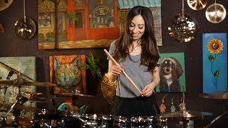 LAMB OF GOD - OMERTA - DRUM COVER BY MEYTAL COHEN