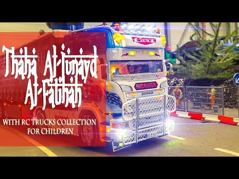 thaha-junayd---surah-al-fatihah-with-rc-trucks-collection-for-children