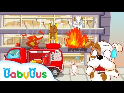 Little Panda Fireman 1