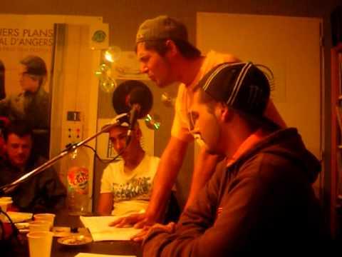 Rich Ill Def 5 @ Radio D4B  Melle