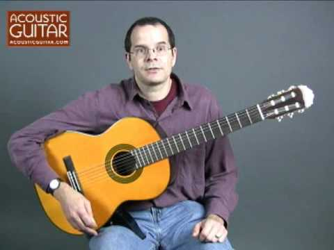 Acoustic Guitar Review - Takamine G128S Clasical Guitar Review