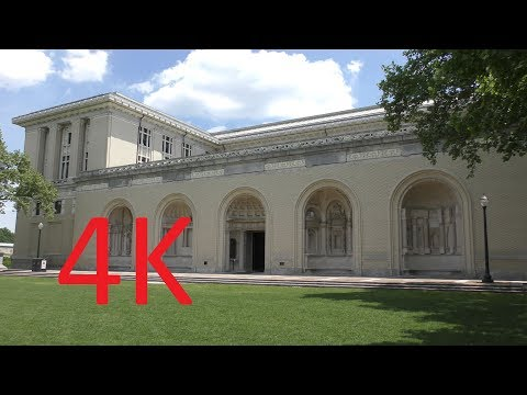 A 4K Tour of Carnegie Mellon University
