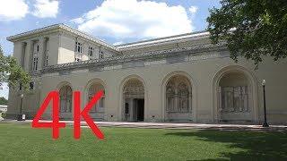 A 4K Tour of Carnegie Mellon University