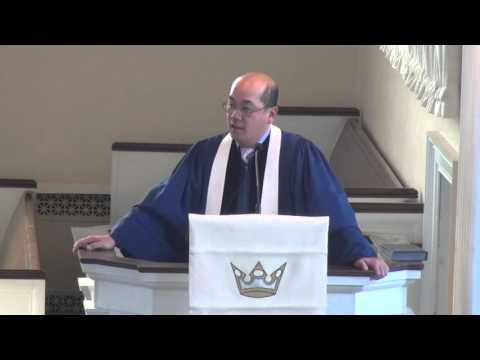 Scripture Reading and Sermon in Taiwanese - TAFPC, 3/27/2016