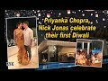 Priyanka Chopra, Nick Jonas celebrate their first Diwali