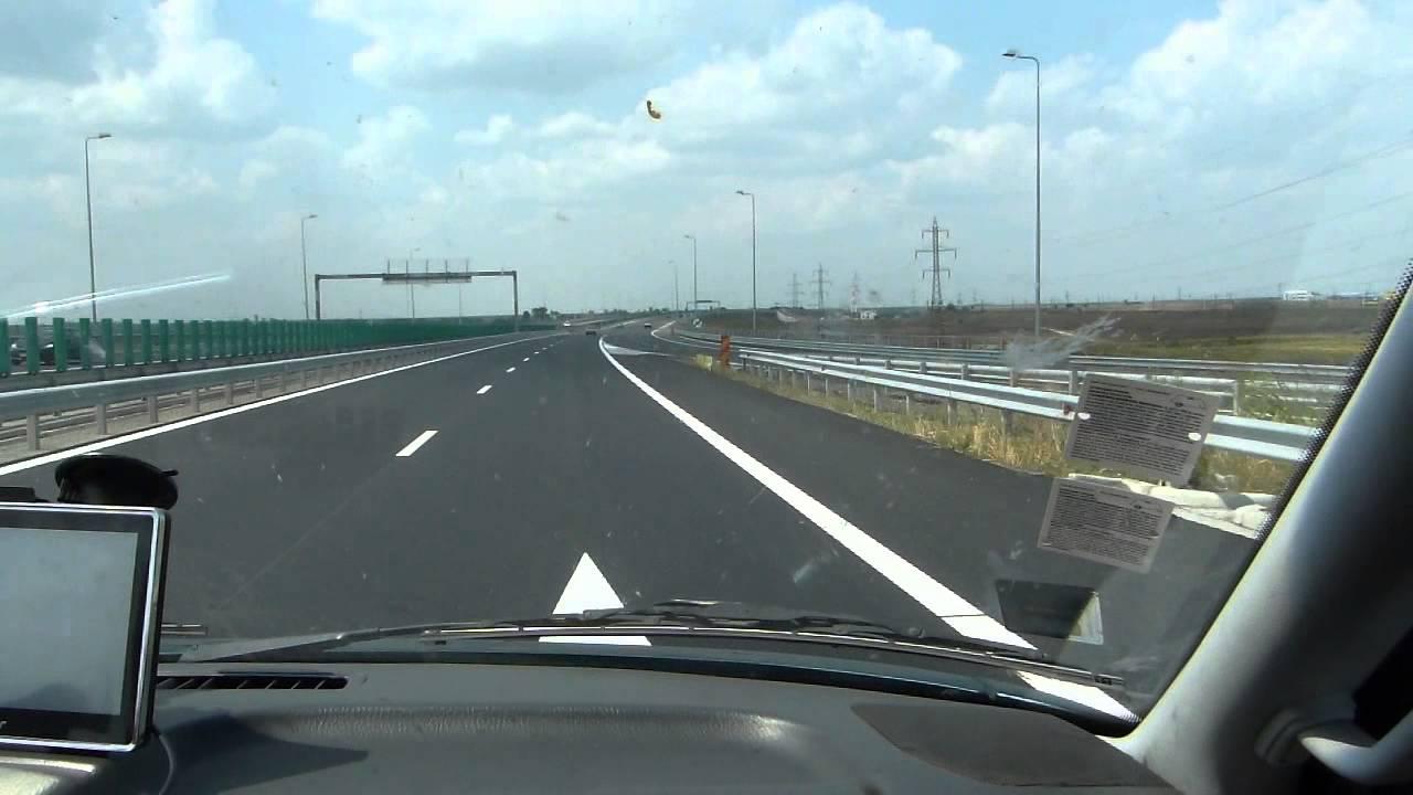 Автобан Румынии, дороги в Евросоюзе