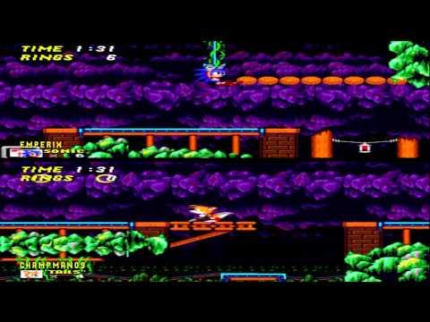 PiC 100 Sub Special: Sonic 2 VS - Emperix vs. Champman09