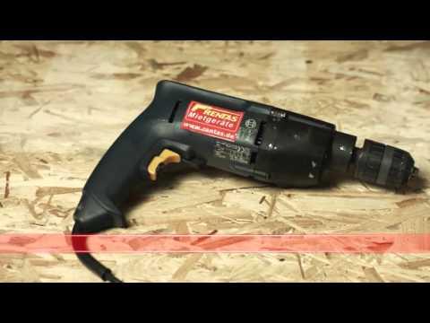 Video Kurzfilm Bohrmaschine