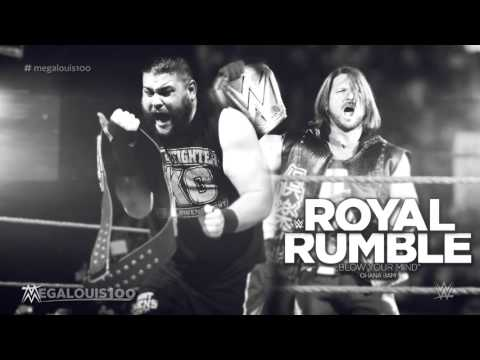WWE Royal Rumble 2017 Official Theme Song -