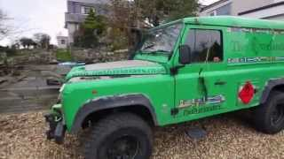 Land Rover Defender: Ultimate Overland Camper Episode 10