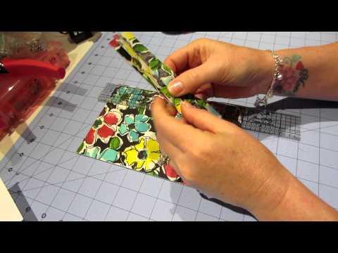 Fabric Faux Dori Tutorial