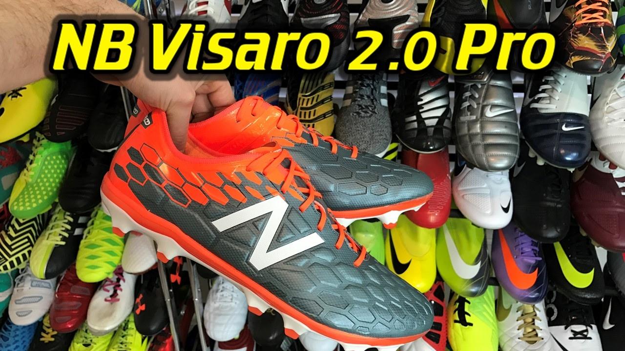 5cf4c82b8713 New Balance Visaro 2.0 Pro (Typhoon/Tornado) - One Take Review + On Feet -  YouTube