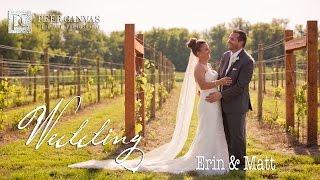 DC Estate Winery Wedding by Peer Canvas | Erin + Matt