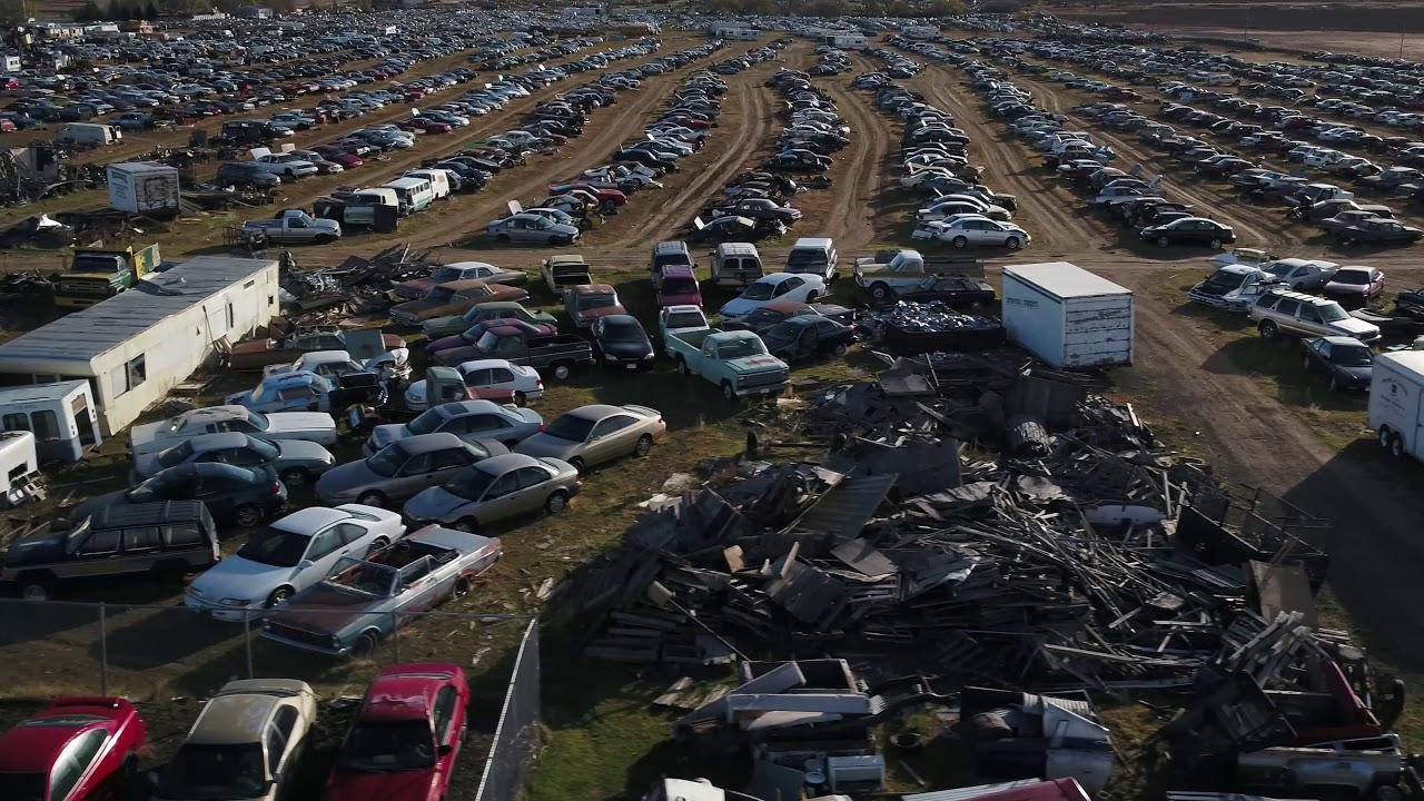 Speedway Auto Salvage >> Erie Auto Salvage Flyover