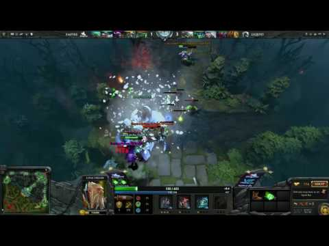 Liquid with 'chlenix' Hack on Lone Druid's Bear Roots — Shanghai Major.mp4