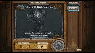 Coliseu da Contenda Livre - HearthStone #236