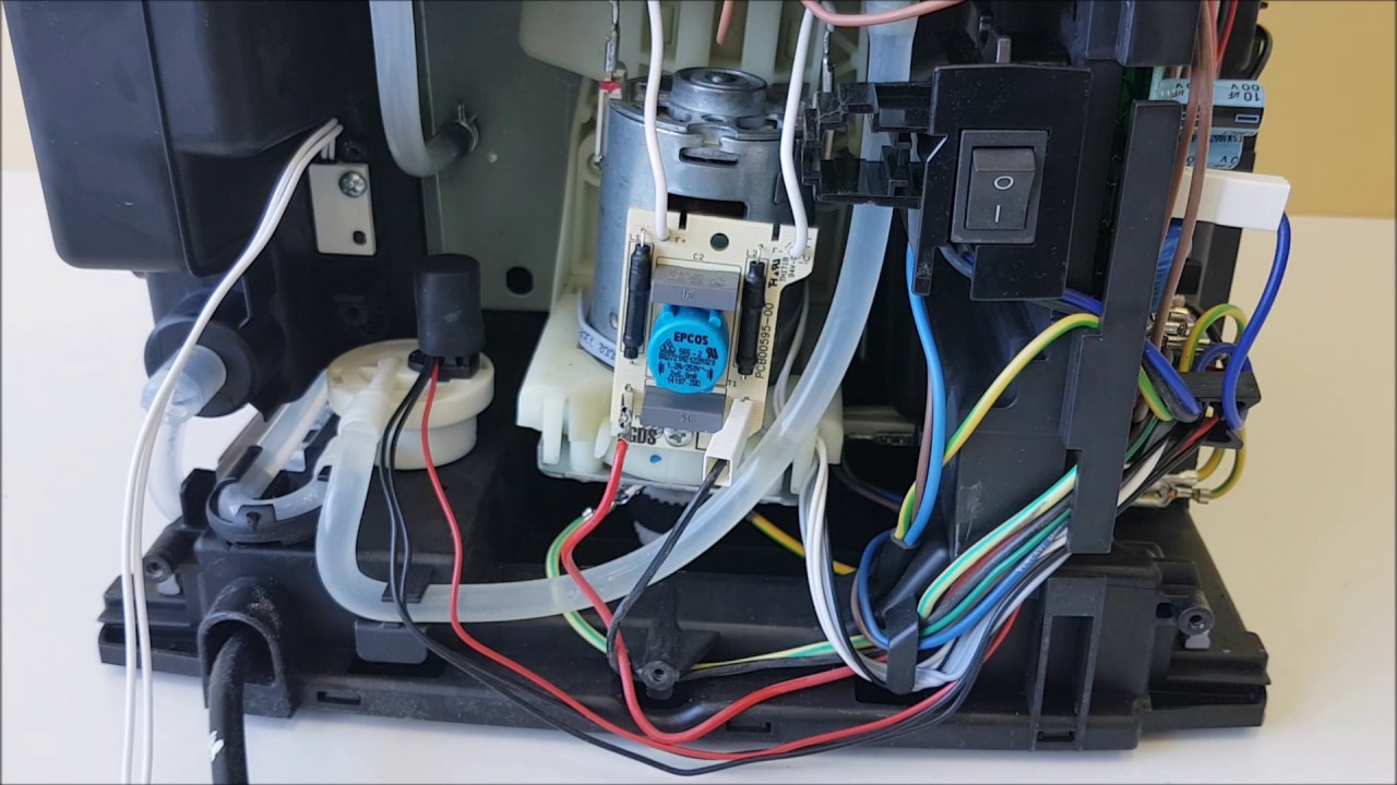 Delonghi Water Level Sensor Problem Machine Does Not Turn