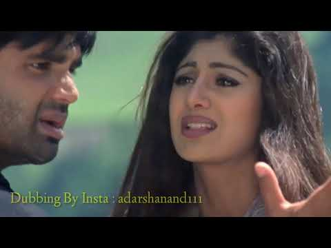 Dil Ne Ye Kaha Hai ठंड से Funny Dubbing By Adarsh  Dhadkan Movie Funny Dubbing