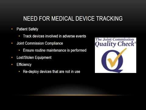 Medical Device Tracking