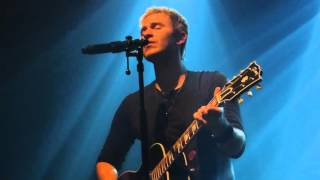 Lifehouse - H2O + Yesterday's Son + Firing Squad + From Where You Are (acoustic) (Paris 25/09/15)