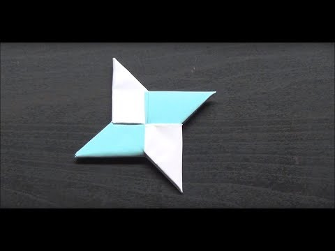 Single-Sided Ninja Star