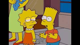 Гомер произнес слово которое не принято произносить в слух
