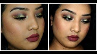 Dramatic Fall Inspired Makeup Tutorial | Fall Makeup