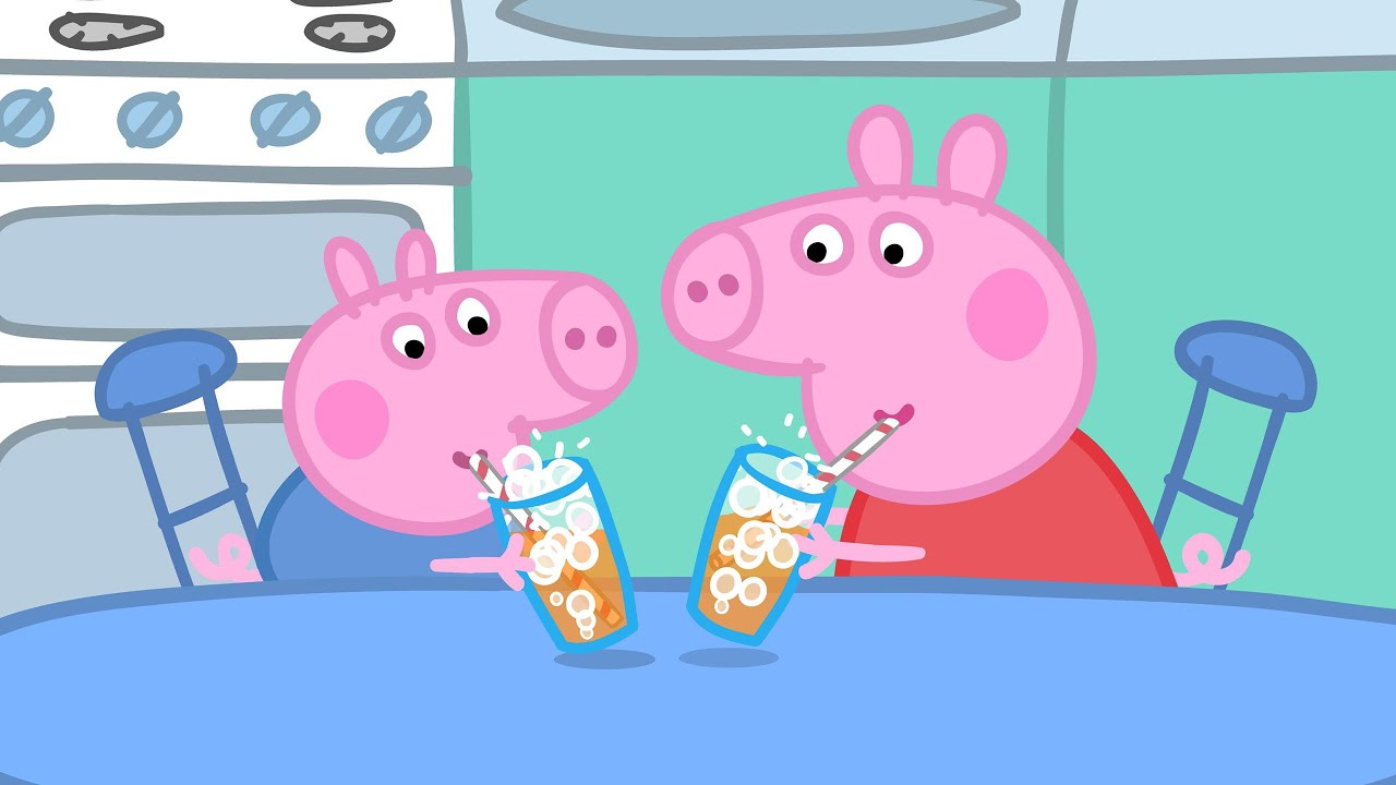 Peppa Pig Pages For Kids Coloring Book George MyfunToys