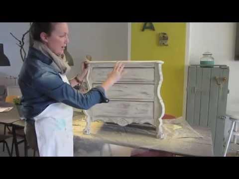 Betere Annie Sloan Tutorial And Milk Paint - Lessons - Tes Teach IM-63