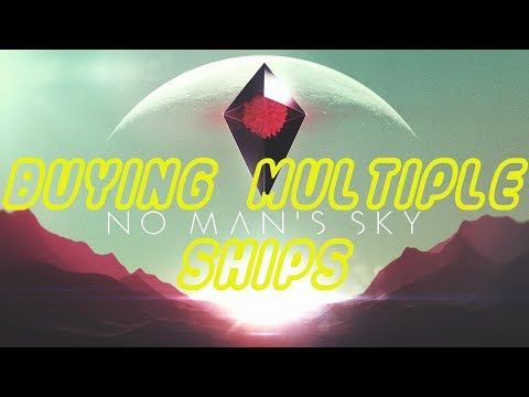 No Man's Sky | How to Buy Multiple Ships!