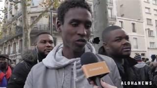 Esclavage en Libye : Amine, 16 ans, témoigne à Paris !
