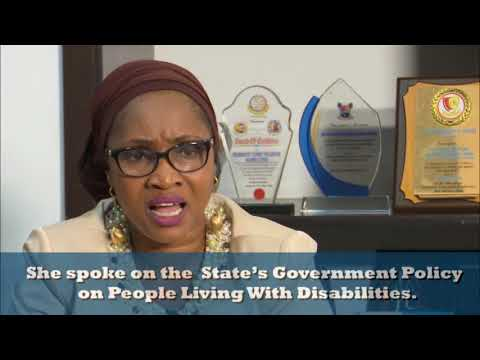LAGOS STATE OFFICE FOR PEOPLE LIVING WITH DISABILITIES INTERVIEW 1