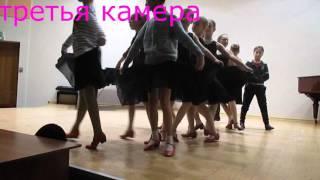 Репетиция татарского танца 3