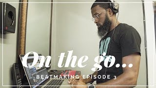 ON THE GO BEATMAKING EPISODE 3 - REASON 10.1 R&B/HIP HOP BEAT